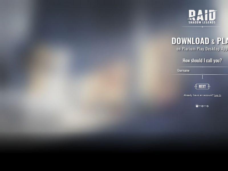 Raid:Shadow Legends - CPL - KR - Desktop