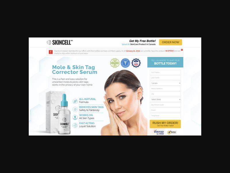 Skincell Advanced (US,CA,IE) CPS