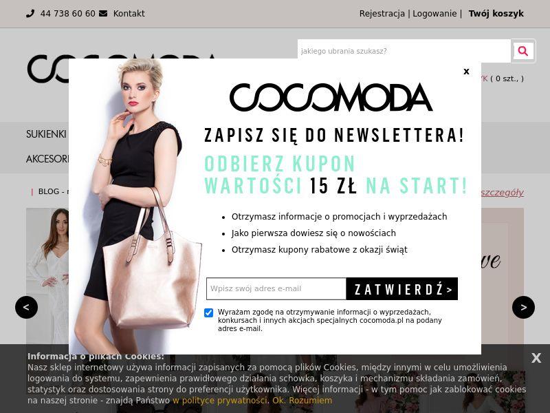 Cocomoda (PL), [CPS]