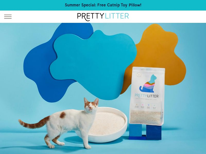 Pretty Litter - RevShare | US