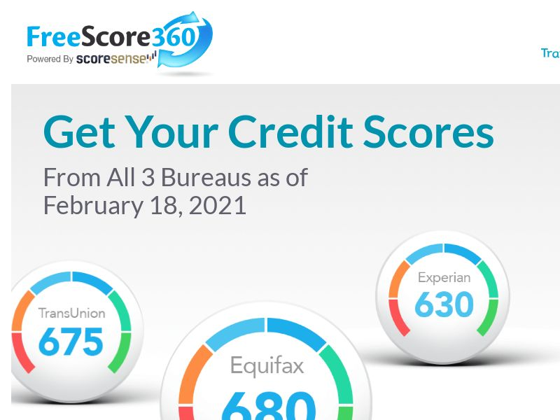 Free Score 360 - Email
