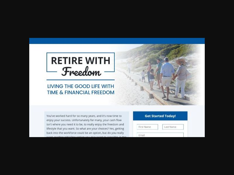 Retire With Freedom (US,CA)