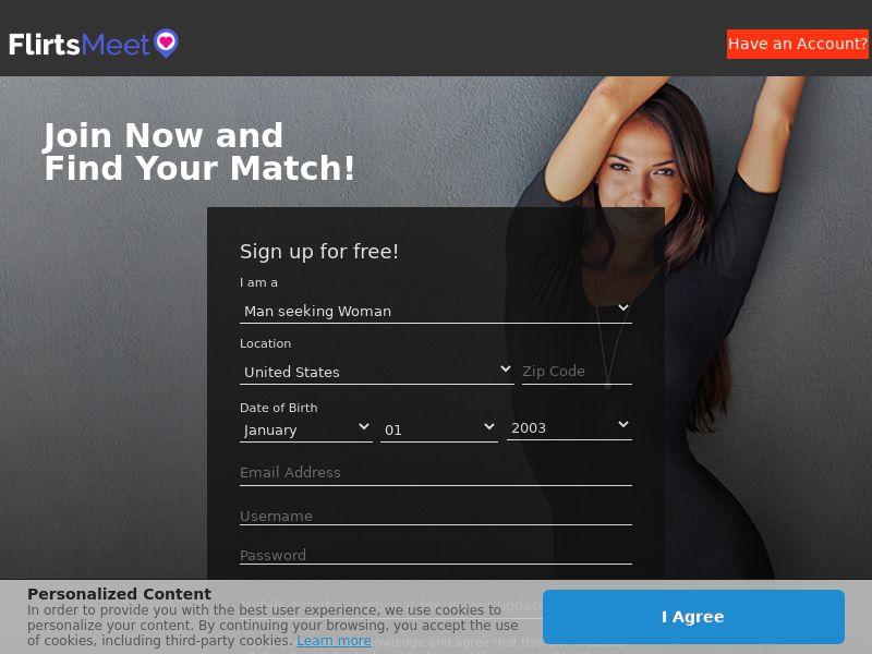 Flirtsmeet Mobile SOI (AU,CA,US) (private)