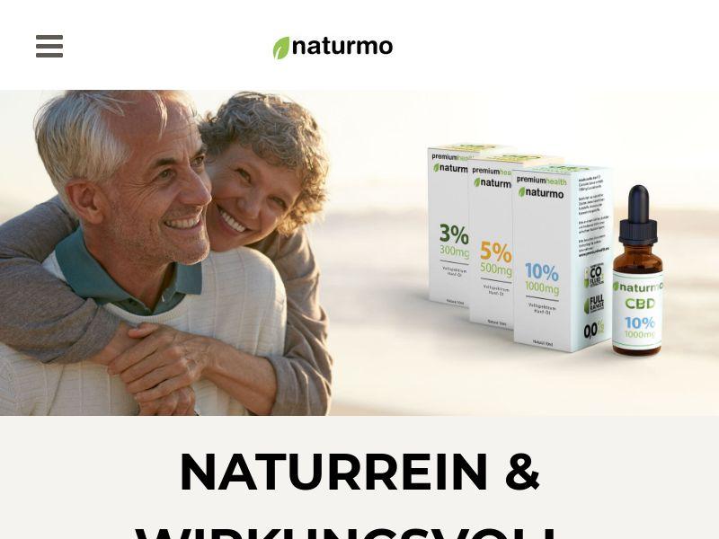 Naturmo CBD Oil [DE] (Email,Banner,Native,Social,Search,SEO) - CPA