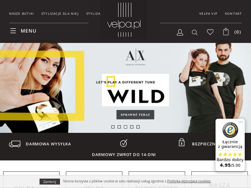 Velpa - PL (PL), [CPS], Fashion, Clothes, Shoes, Accessories and additions, Accessories, Sell, shop, gift