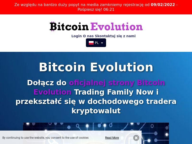 Bitcoin Evolution Pro Polish 981