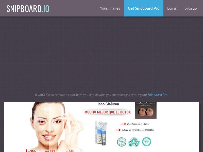 41028 - MX - Inno Gialuron anti-aging - COD