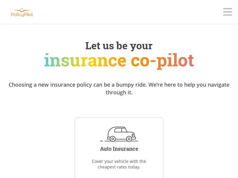Policy Pilot Life Insurance E-Mail/Display US 6.2$