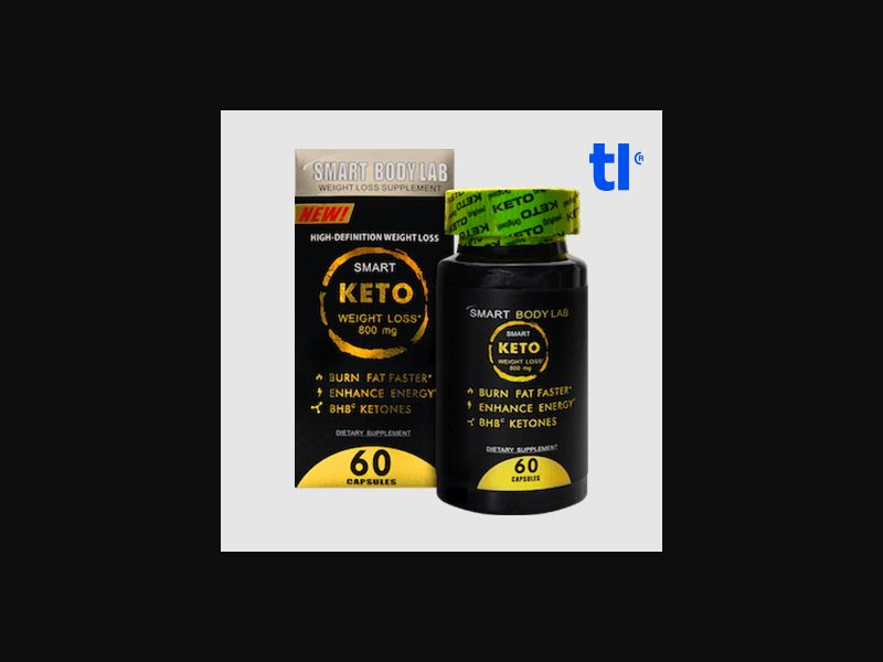 Smart Keto - weightloss - CPA - COD - Nutra
