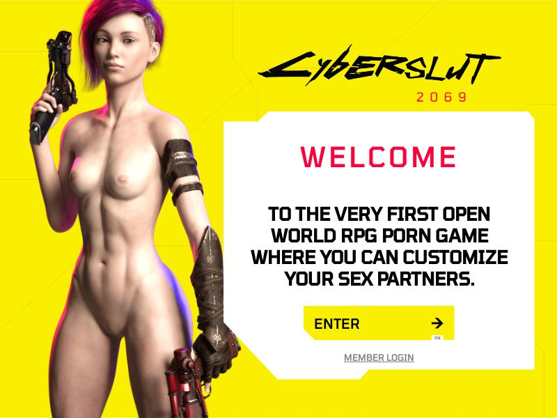 Cyber Slut - Tier 1 (BE,FR,DE,NO,SE,CH,GB), [CPA], For Adult, Content +18, Credit Card Submit, Double Opt-In