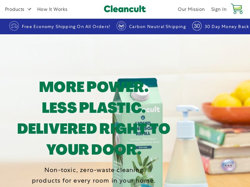 Cleancult HouseHold Cleaning Producst