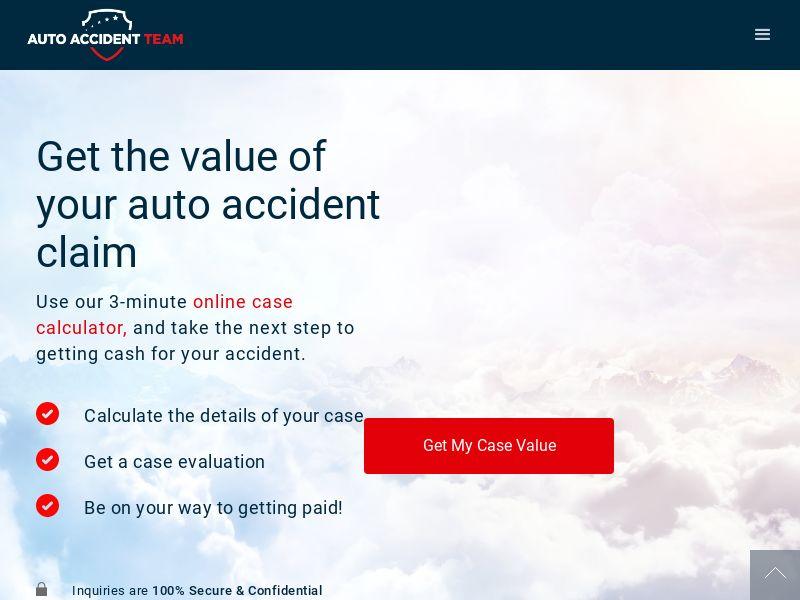 MVA Auto Accident Team - Lawsuit
