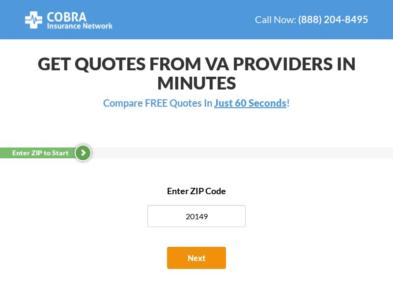 Cobra Health Insurance V2 - CPL - US [NO WEEKEND]