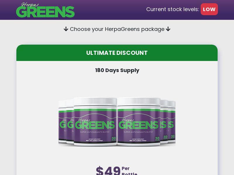 HerpaGreens - US/CA (No Brand Bidding)