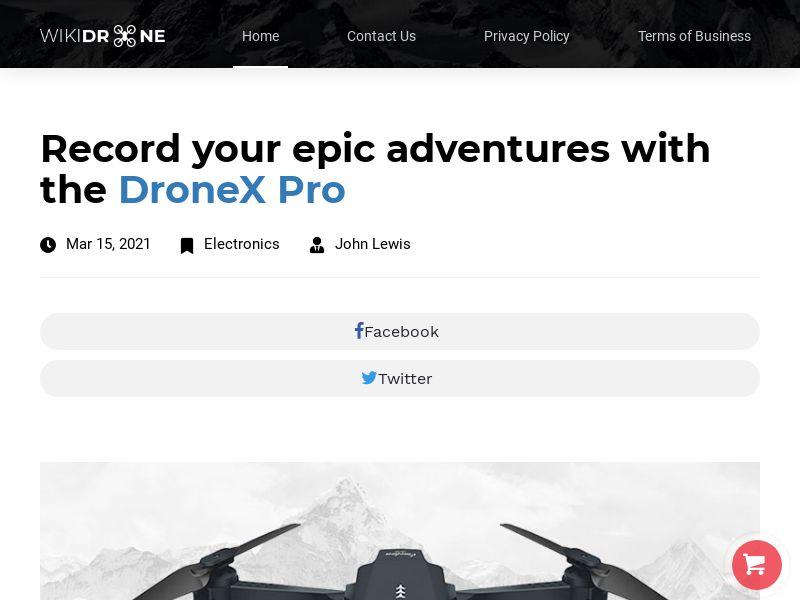 DroneX Pro INTL - All Languages