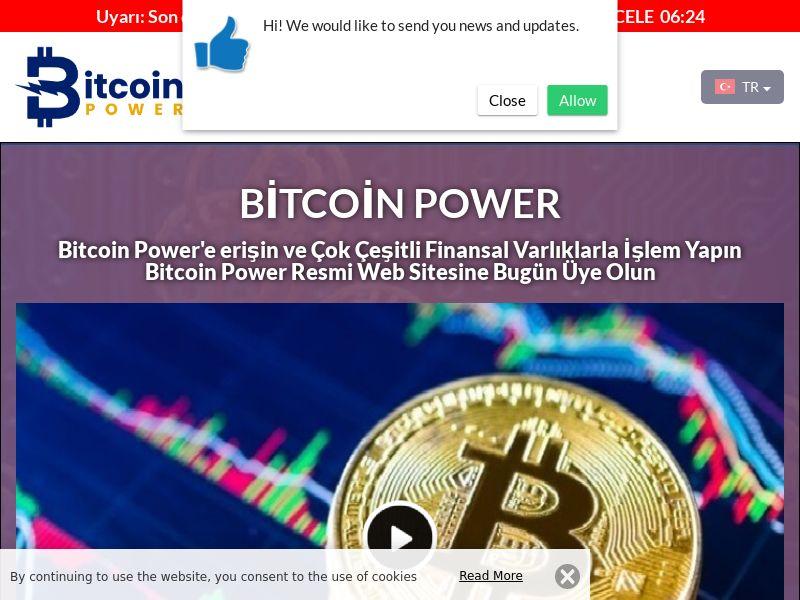 Bitcoin Power Turkish 3678