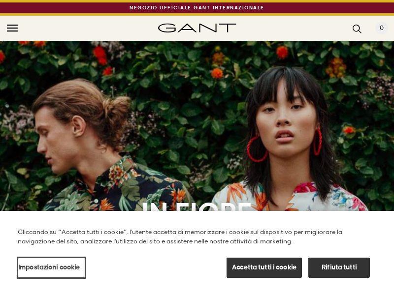 Gant - IT (IT), [CPS]
