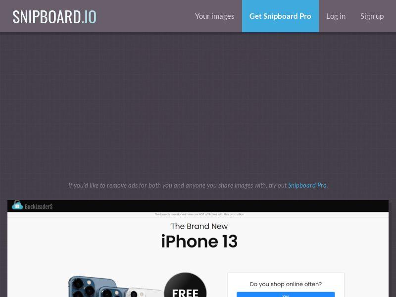 43265 - UK - Buckleaders - iPhone 13 - CPL