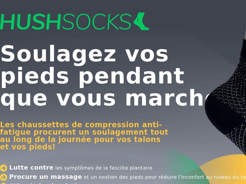 HushSocks LP01 -French