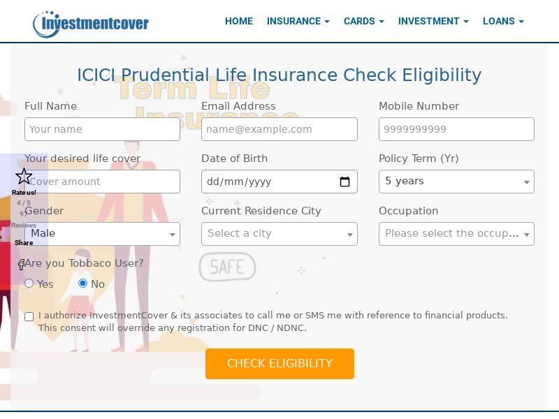 ICICI-Prudential-Life Insurance CPL-(Dec18)