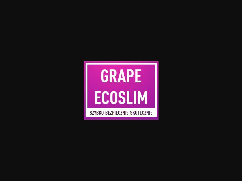 Ecoslim - TR - Diet offer