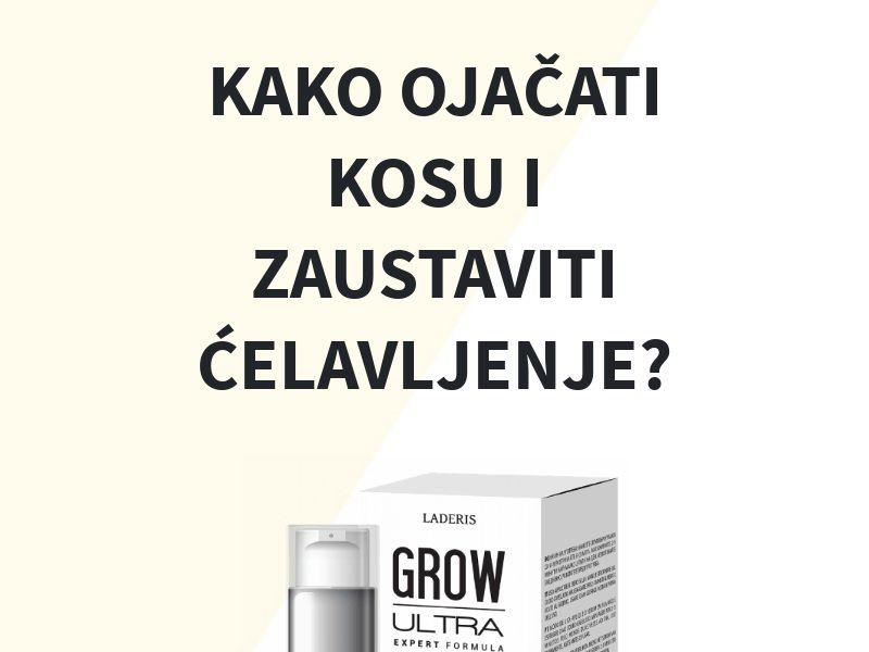 Grow Ultra: Hair Growth - CPL - Desktop & Mobile [HR]