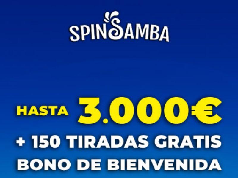 SpinSamba - Bonus -FB+Apps - ES