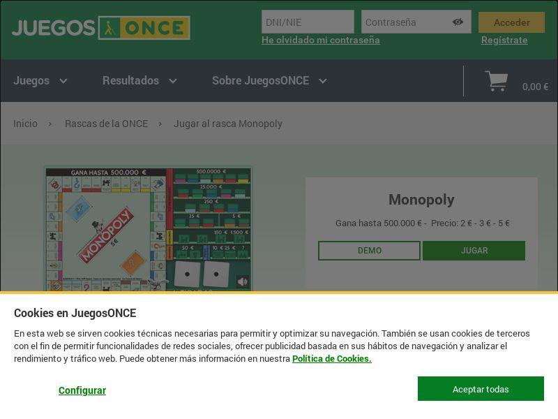 ES - Juegos Once - CPL - Display