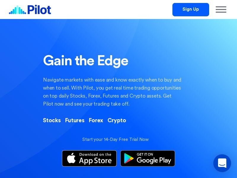 Pilot Trading - Mobile | Global