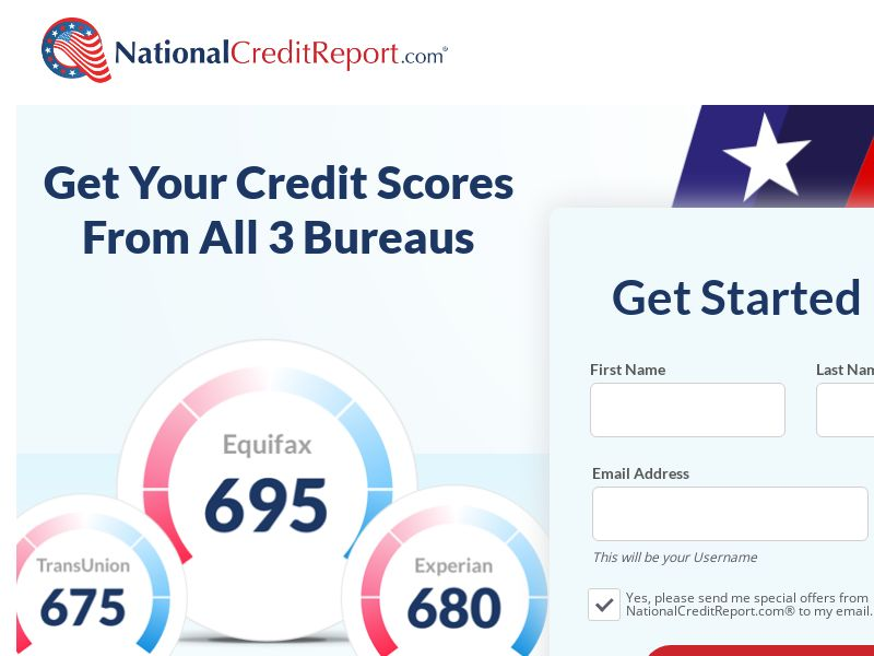 Financial - National Credit Report - 3B - CPA (US)