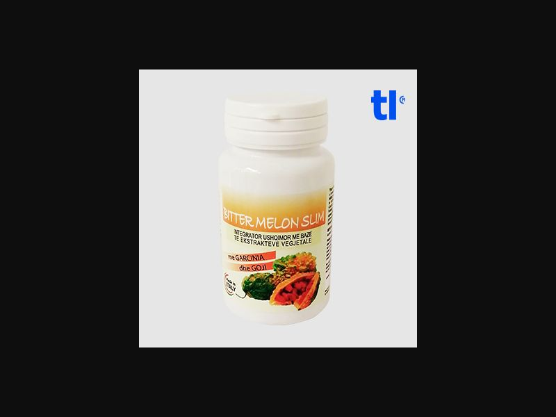 Bitter Melon Slim - weightloss - CPA - COD - Nutra