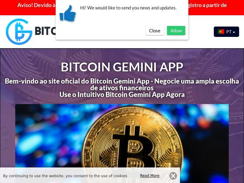The Bitcoin Gemin Portuguese 3324