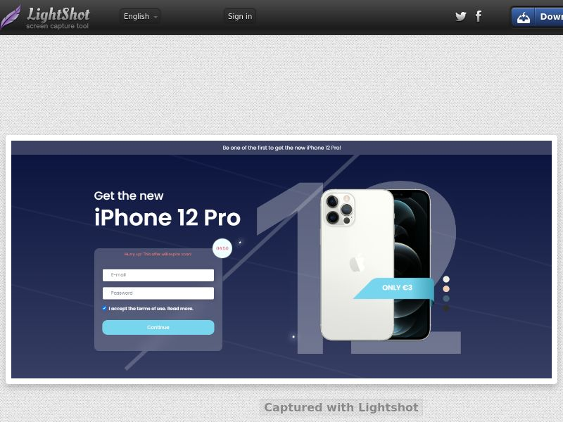 Builder - iPhone 12 Pro - LP1 (RO) (Trial) (Personal Approval)
