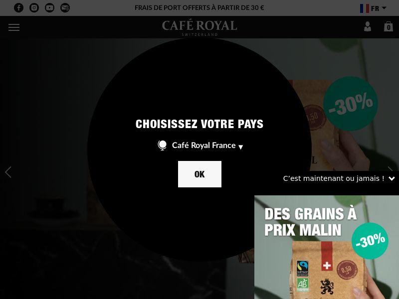 Café Royal - FR (FR), [CPA | CPS]