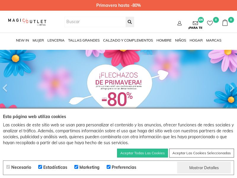 Magic Outlet - ES (ES), [CPS], Fashion, Clothes, Shoes, Accessories and additions, Accessories, Jewelry, Presents, Sell, shop, gift