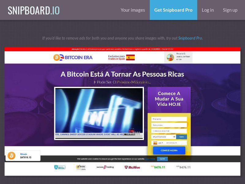 40072 - BR - BitCoin ERA (BR) - (min FTD $250)