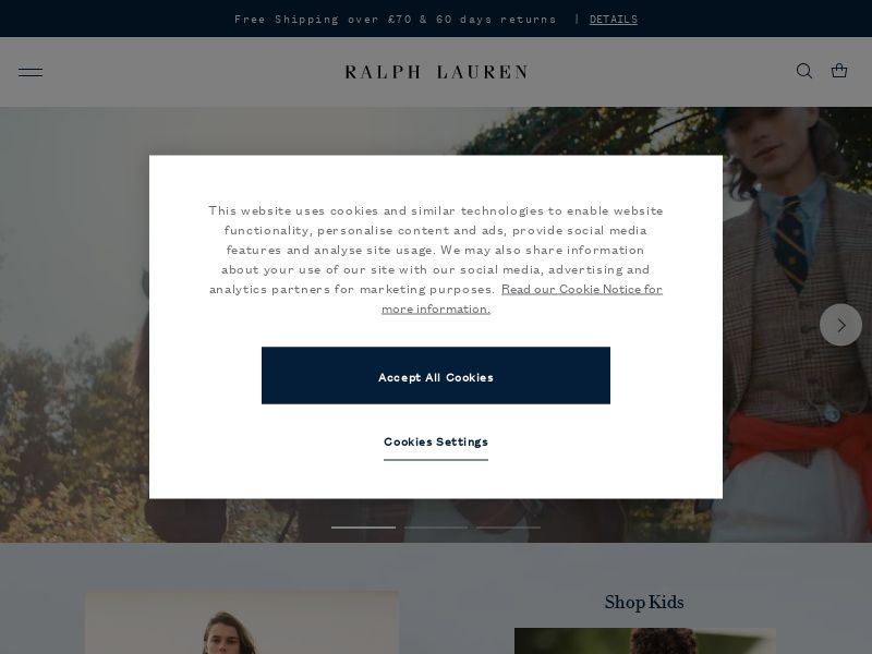 Ralph Lauren UK CPS