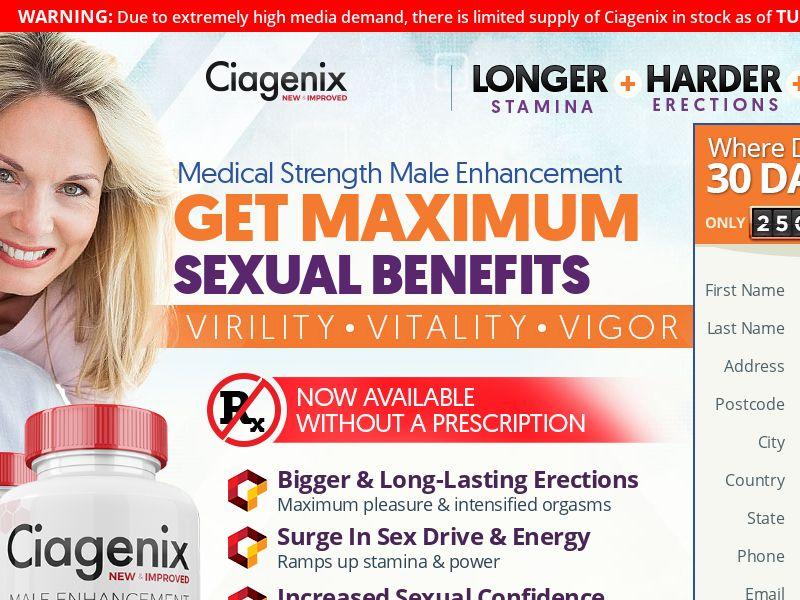 Ciagenix SS - AU/NZ (No Brand Bidding)