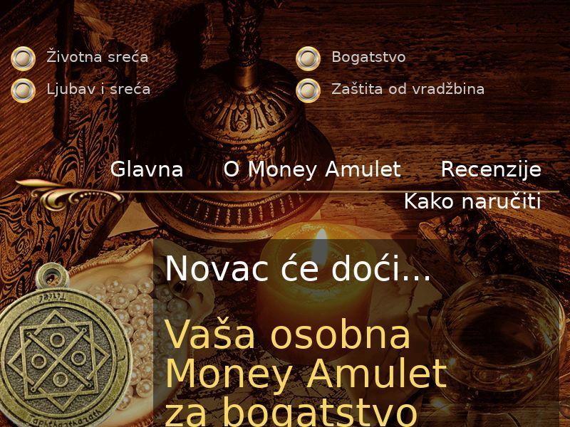 MoneyAmulet HR