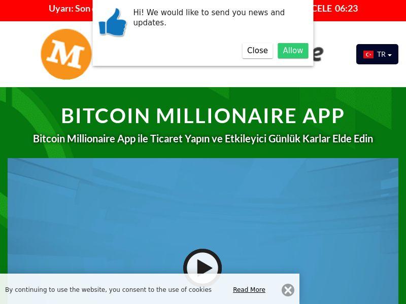 Bitcoin millionaire pro Turkish 1806