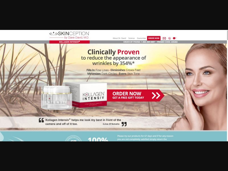Skinception Kollagen Intensiv - Skin Care - SS - [US]