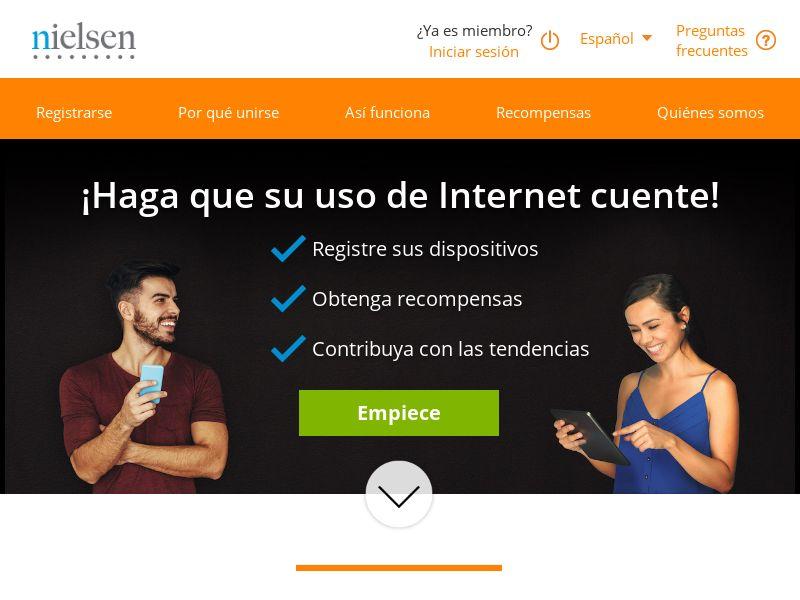 Nielsen Panel Desktop & Mobile DOI US (Spanish)