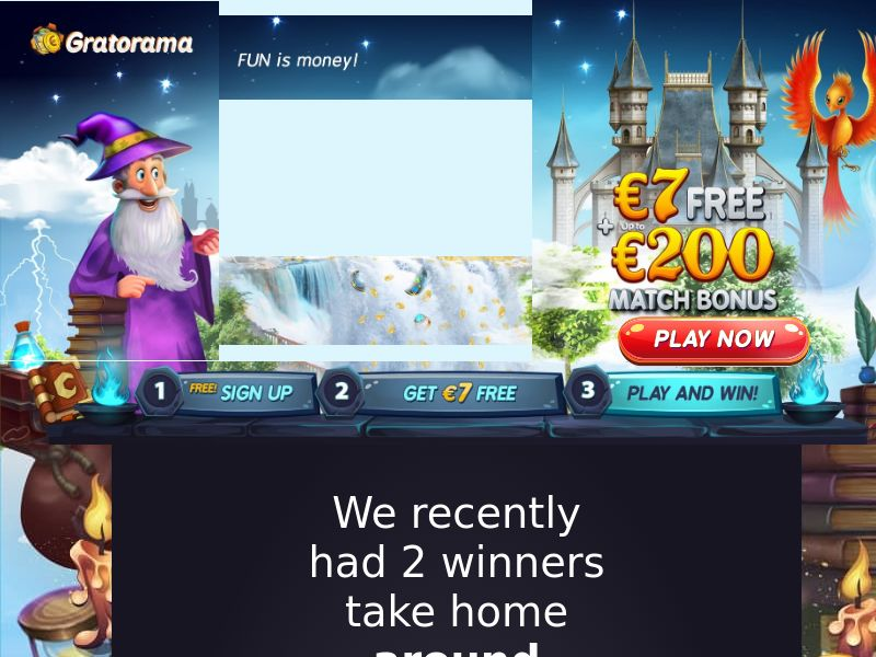Gratorama - IT (IT), [CPA], Gambling, Casino, Deposit Payment, million, lotto