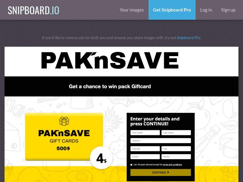 37237 - NZ - BigEntry - Pack n Save - CC submit