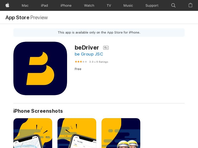 beDriver