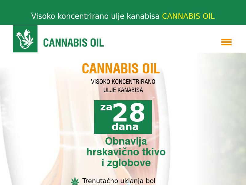 Cannabis Oil HR(joints)