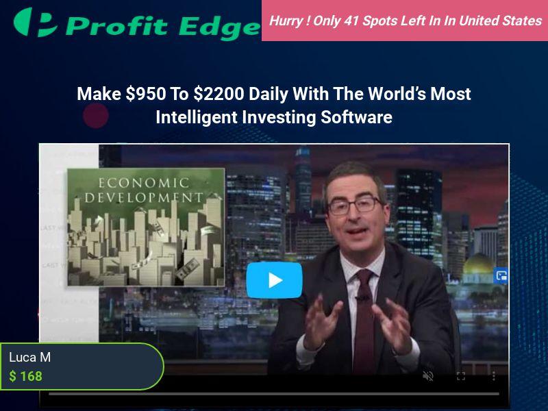 Profit Edge (CySEC) - Legal/Regulated - ZA