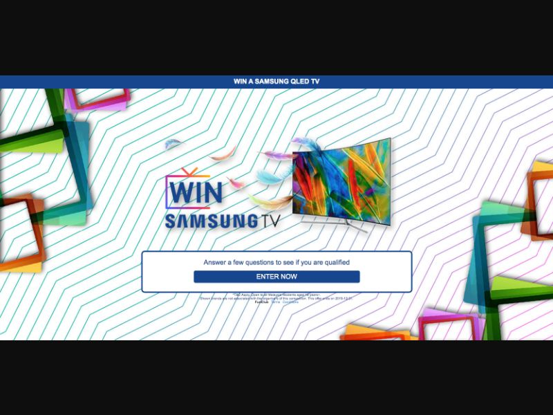 Samsung TV - CPL SOI - MY - Sweepstakes - Responsive