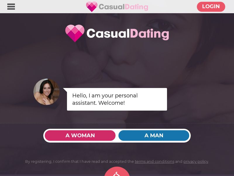 Casual Dating - DE (DE), [CPL], For Adult, Dating, Content +18, Single Opt-In, women, date, sex, sexy, tinder, flirt