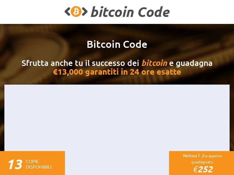 The-Bitcoin Codes Italian 1848